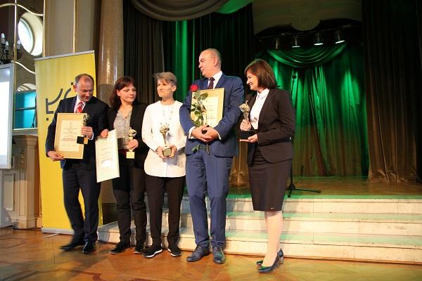 Laureaci Gali Finałowej Łódzkie Łabędzie
